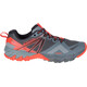 Merrell MQM Flex GTX Shoes Men grey/red